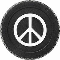 BlackRapid LensBling Twist-On Camera Body Cap - NIKON (Peace Sign) MPN:RAL5C-1A1