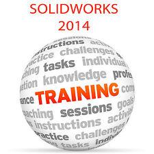 Solidworks 2014-DVD video tutorial de formación