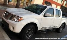05-18 For Nissan Frontier Crew Cab Side Steps Nerf Bars Rails Running Boards