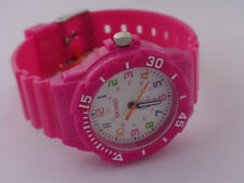 KIDS QUALITY WATERPROOF 5ATM FUN 4 COLOURS EASY READ LEARNERS WATCH AUS SELLER