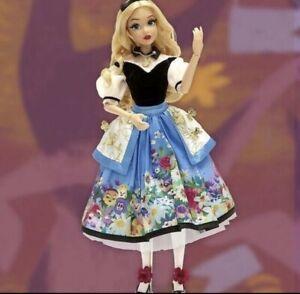 Disney Alice Im Wunderland Puppe / Alice in wonderland Doll