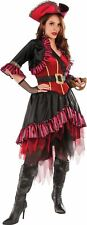 Lady Buccaneer captain pirate carribean adult womens Halloween costume