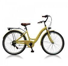 24 Zoll Kinderfahrrad Damen Cityfahrrad Mädchenfahrrad Kinder City Bike Fahrrad