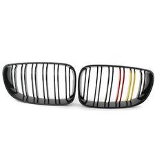 Fit For BMW 1 Series E81 E87 E82 08-11 Gloss Black Front Grille M-Color Sport