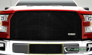 Bumper Grille Insert For 2015-2017 Ford F150 2016 T-Rex 25573B