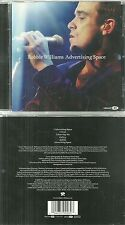 CD SINGLE - ROBBIE WILLIAMS : ADVERTISING SPACE / COMME NEUF - LIKE NEW
