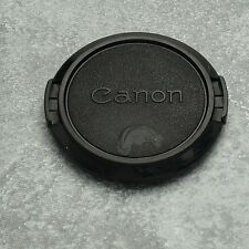 Retro Genuine Canon FD C 52mm Snap-On Front Lens Cap 50mm 1.8 (#1332)