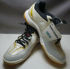 Yonex Power Cushion SHB-F1 Limited White Gold Badminton Shoes (Size US 7.5 Mens)