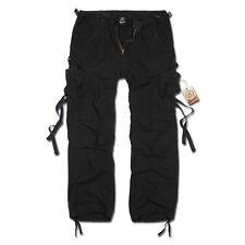 Pantalón Brandit M65 Vintage Trousers negro