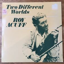 Roy Acuff – Two Different Worlds vinyl
