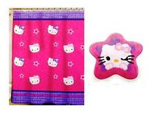 Hello Kitty & Me - By Sanrio - PEVA Shower Curtain and Coordinating Bath Rug