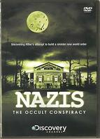 NAZIS THE OCCULT CONSPIRACY DVD
