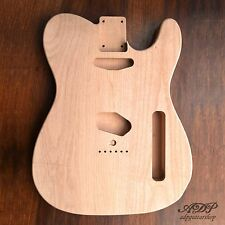 CorpsAulne Telecaster nonPonce Unfinshed Tele Guitar Body Alder ToSand Close-out