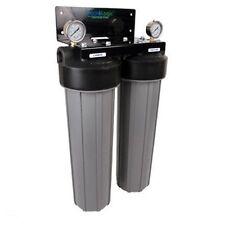 Hydro Logic Big Boy De-Chlorinator Sediment Filter High Flow 420 GPH - system