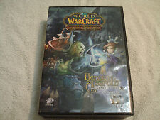 WOW World of Warcraft TCG Trading Card Game Heroes Azeroth Starter Deck + Free