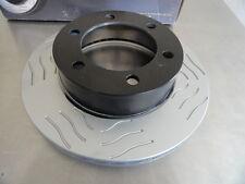 Reactive One  RA86575  Hi-Perf  Brake Rotor   Toyata 4 Runner Tacoma  R512513