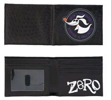 Nightmare Before Christmas - Zero Wallet (Bifold, Official Licensed) Tim Burton