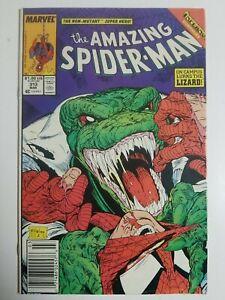 Amazing Spider-Man (1963) #313 - Very Good - Newsstand variant