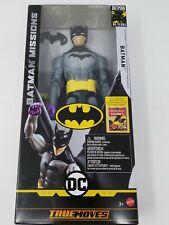 """Batman las misiones 80 años 12"""" verdadera se mueve DC primera aparición Mini detective Comic"""
