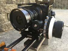 50mm Meike Cinema lens T2.2 for M4/3 MFT Blackmagic Panasonic Z cam and more!