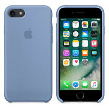 Apple iPhone 7 Silikon Case Himmelblau