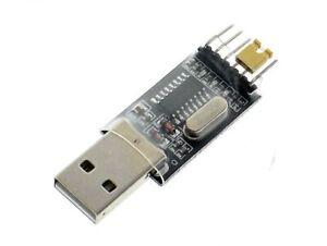 ESP8266 CH340G USB  to TTL Konverter Adapter Switch CP2102 PL2303 UART FTDI