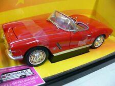 1/18 ERTL 1962 Chevrolet Corvette rouge