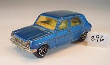 Majorette 1/60 Nr. 234 Simca 1100 blaumetallic Nr. 1 #296