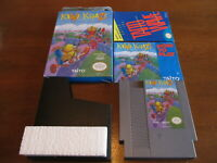 Kiwi Kraze Original Nintendo NES Complete CIB w/ Box, Instructions, & Poster