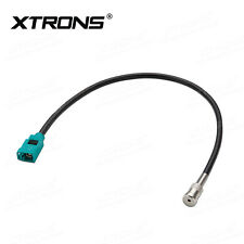 Female Fakra To Female ISO Car Radio Aerial Antenna Adaptor Connector Cable Lead