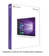 Microsoft Windows 10 Professional ✔  NEU ✔ - MS Win 10 Pro - 32 bit - 64 bit ✔ 4
