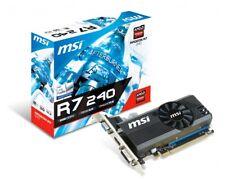 Gigabyte AMD Radeon R7 240 (GV-R724OC-2GI) 2GB / 2GB (max) DDR3 SDRAM PCI...