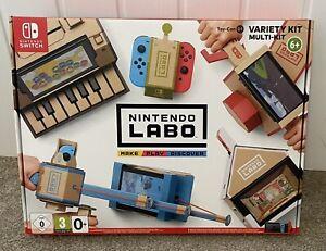 Nintendo Labo Variety Kit Toy-Con 01   Nintendo Switch New