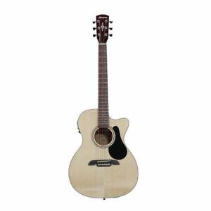 Alvarez Regent Series RF26CE Acoustic-Electric Folk Guitar with Gig Bag