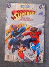 DC Comics SUPERBOY No. 7 August 1994  -- Menace 2 Societies!