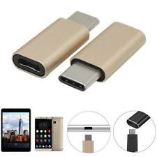 USB 3.1 Type-C to Micro USB Data Charging Adapter for Oneplus 2 12'' MacBook  E