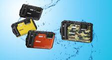 Appareil Photo Compact numérique Nikon Coolpix W300, étanche et antichoc