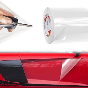 Steinschlag 41€/m² Ladekanten Schutz Folie Transparent Selbstklebend Universal
