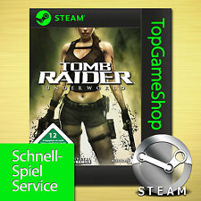 ⭐️ Tomb Raider - Underworld - PC STEAM Download Key Code [Blitzversand] ⭐️