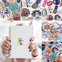 40PCS INS Graffiti Bomb Vinyl Skateboard Stickers Laptop Luggage Decals Stickers