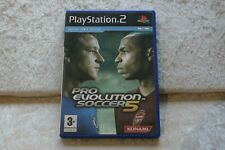 Pro Evolution Soccer 5 - Sony Playstation 2 Game
