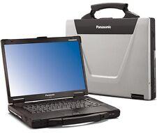 Panasonic Toughbook CF-52 Laptop 2.26ghz Core 2 Duo 500 GB HD 4GB Ram Dualtouch