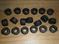 Scalextric 100 new grippy large slick car tyres SUPERB Also on buy now.