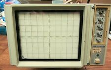 Tektronix 608 monitor with operators and service manuals