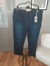Stretch Straight Jeans Size 26