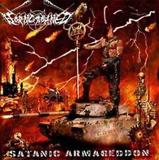 HORNCROWNED -CD- Satanic Armageddon