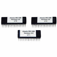 Alesis HR-16B Version 2.0 firmware OS update EPROM and sound ROMS HR16B