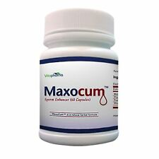 Maxocum Pills 1 Month Supply Natural Dietary Supplement Original Maxo Cum