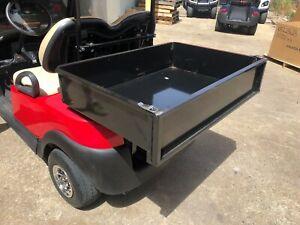 Club Car Precedent Tempo Golf Cart Buggy Utility Tray Back Ute Conversion