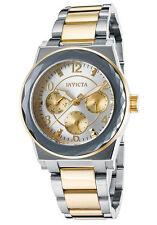 Invicta Stainless Steel Case Women's Luxury Wristwatches